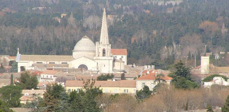 Façade imitation pierre et décoration de mur imitation pierre à Saint Rémy de Provence (13)