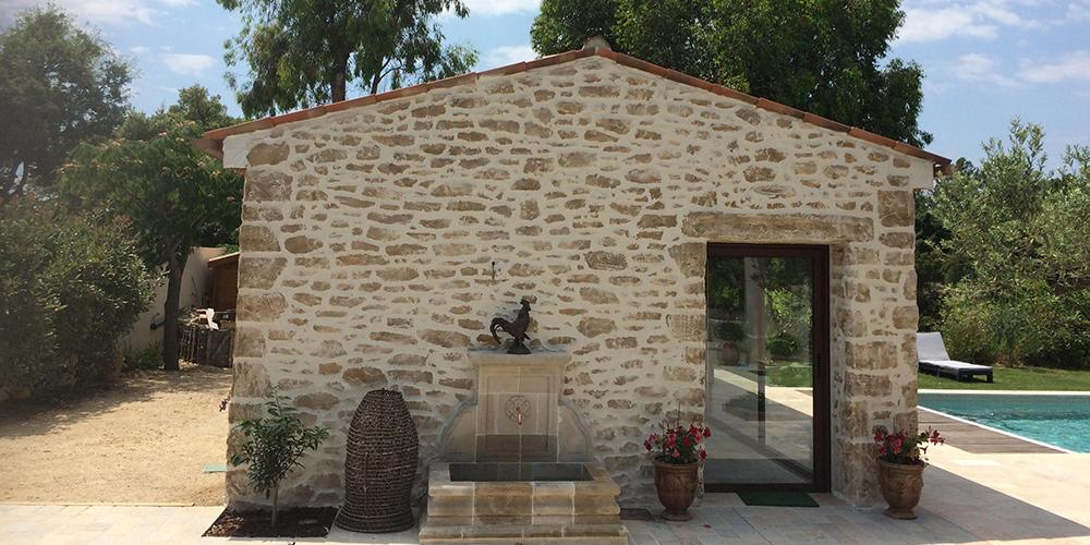 L'enduit façon pierre, l'alternative aux façades en pierre