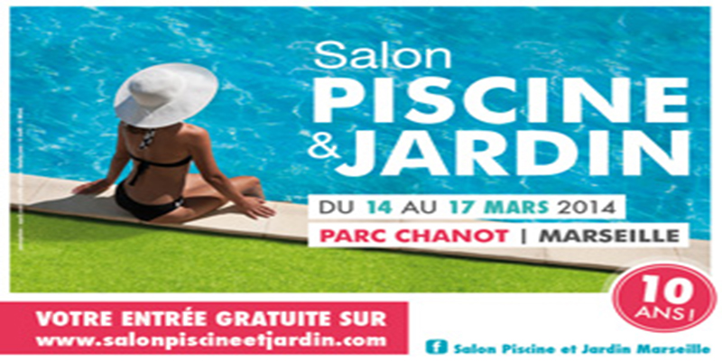 salon Piscine & Jardin 2014