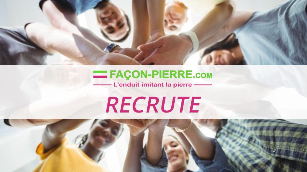Offres d'emploi PACA Façon-Pierre