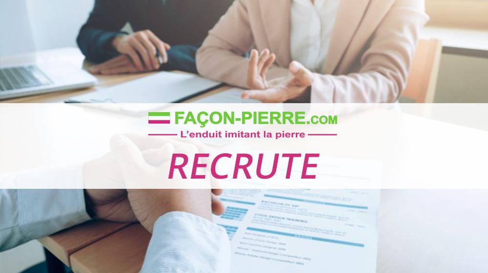 Rhône-Alpes Offres d'emploi Façon-Pierre